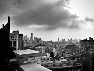NEW YORK BLACK ANDWHITE