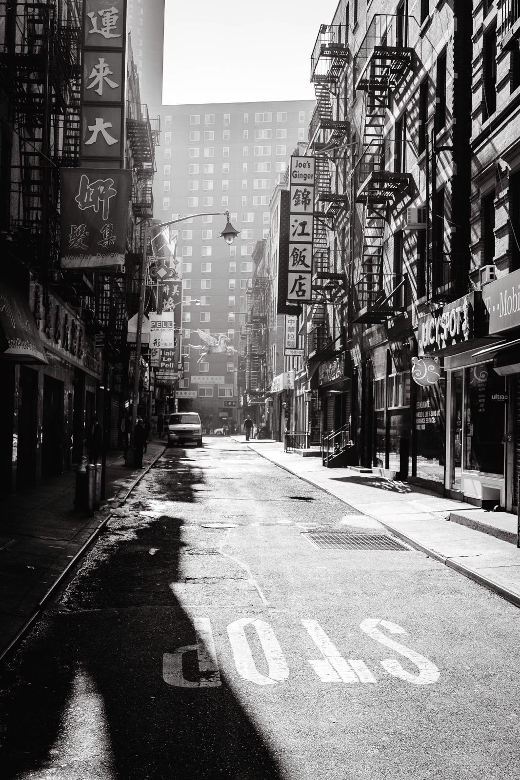 New York Black And White Leipner Photography